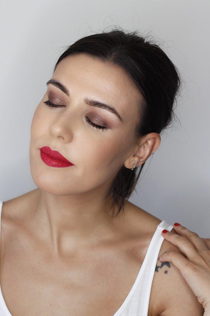 Maquillaje facil para verano