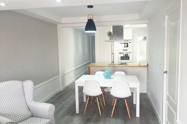 DECO NÓRDICA: reforma de piso