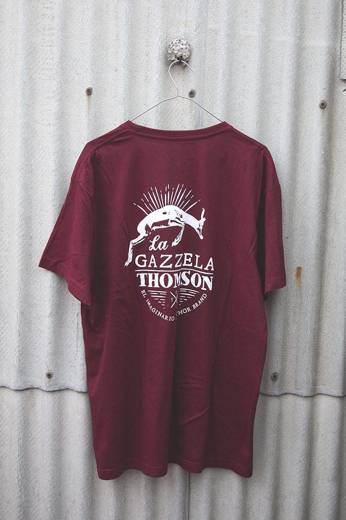 Camiseta Gazzela Thomson