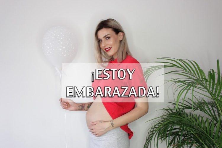 ¡ESTOY EMBARAZADA!