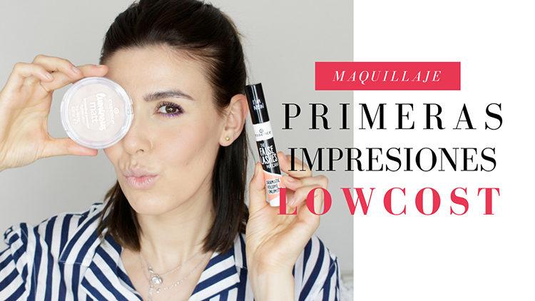 LOW COST: Poniendo a prueba maquillaje