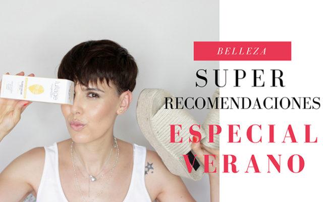 FAVORITOS DEL VERANO: Belleza,moda,maquillaje