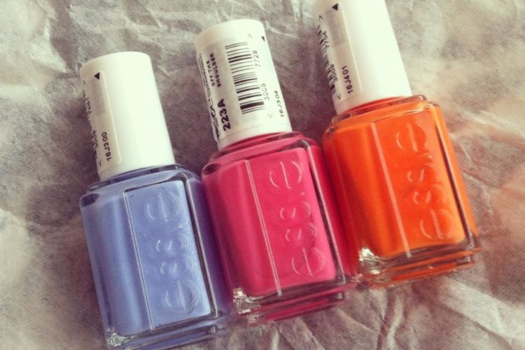 Esmalte Off The Shoulder de ESSIE
