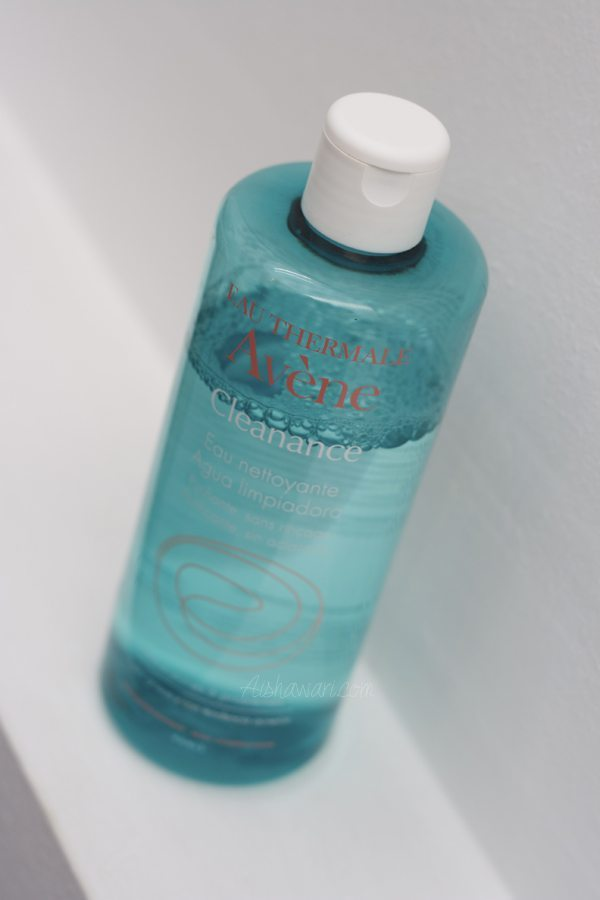 Cleanance agua micelar