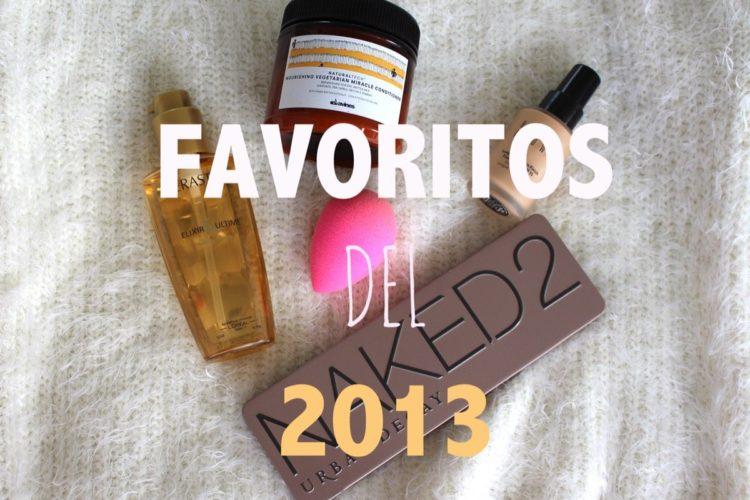 Favoritos del 2013