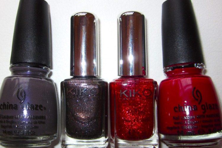 Mis nuevos esmaltes de KIKO