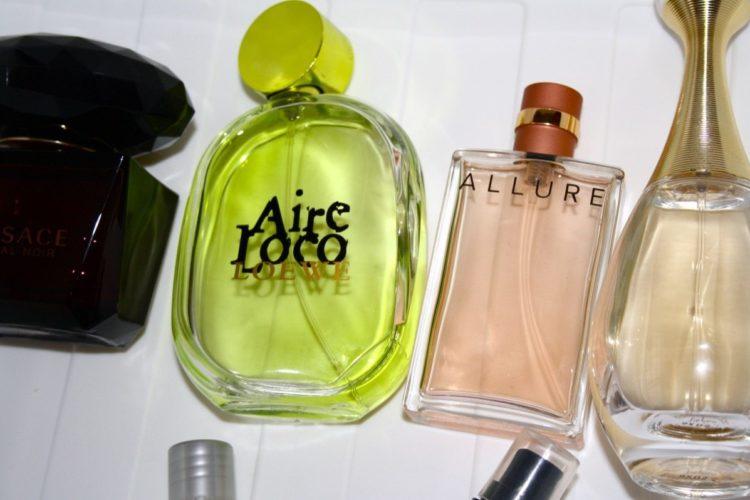 Mis perfumes favoritos