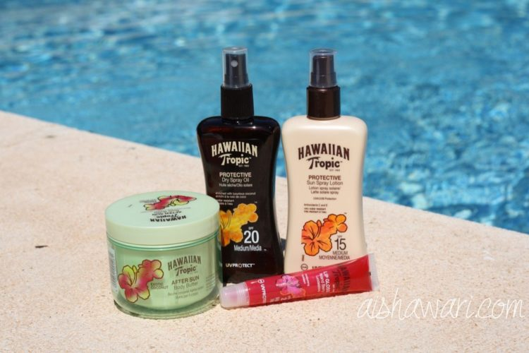 WE LOVE HAWAIIAN TROPIC