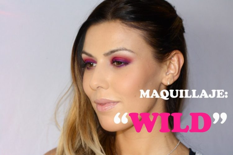 Maquillaje: WILD