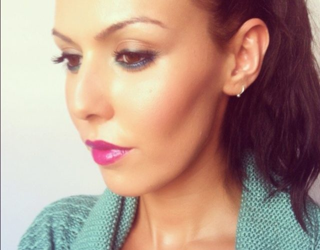 Maquillaje Violetta