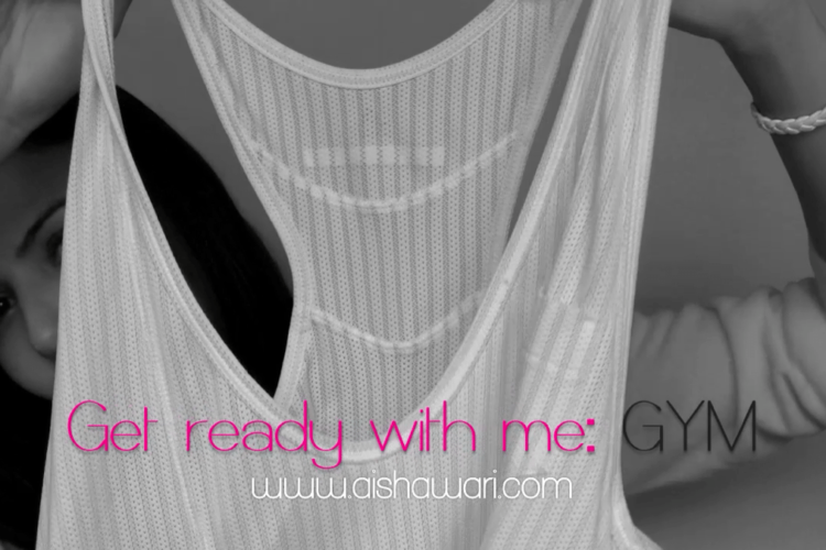 Get ready with me: GYM INFO
