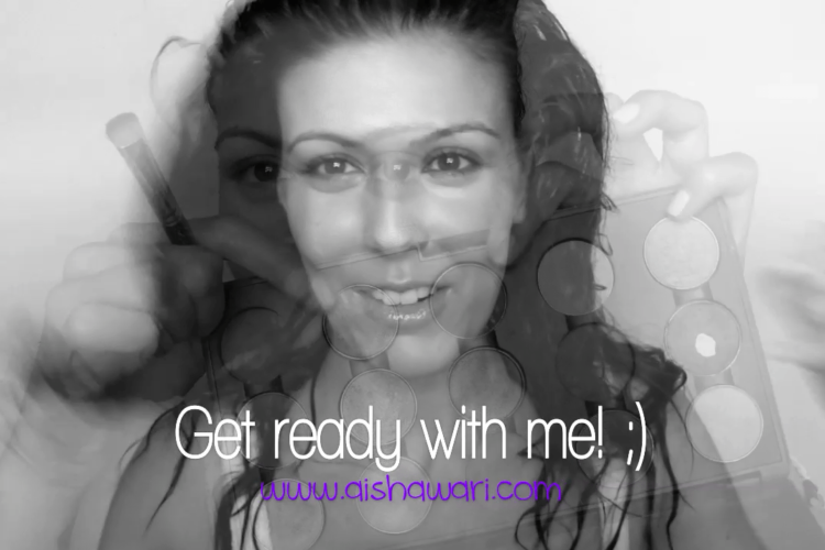 Get ready with me INFO