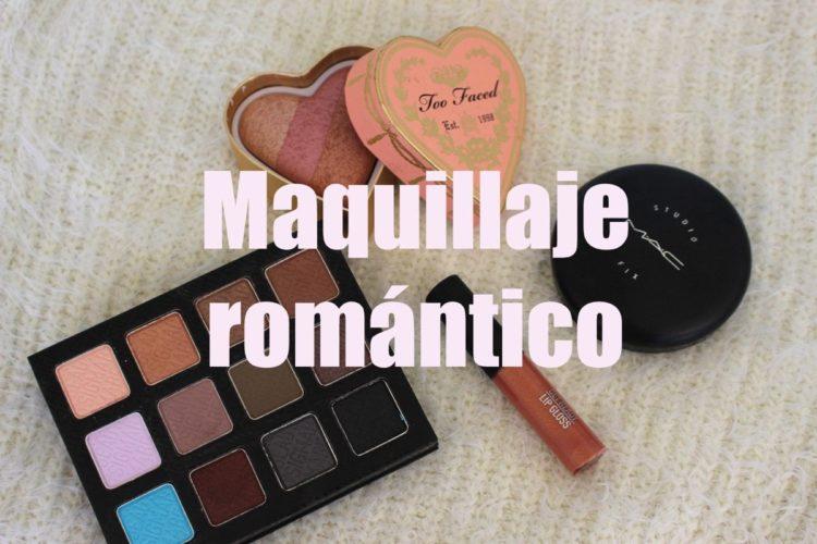 SAN VALENTÍN: Maquillaje romántico