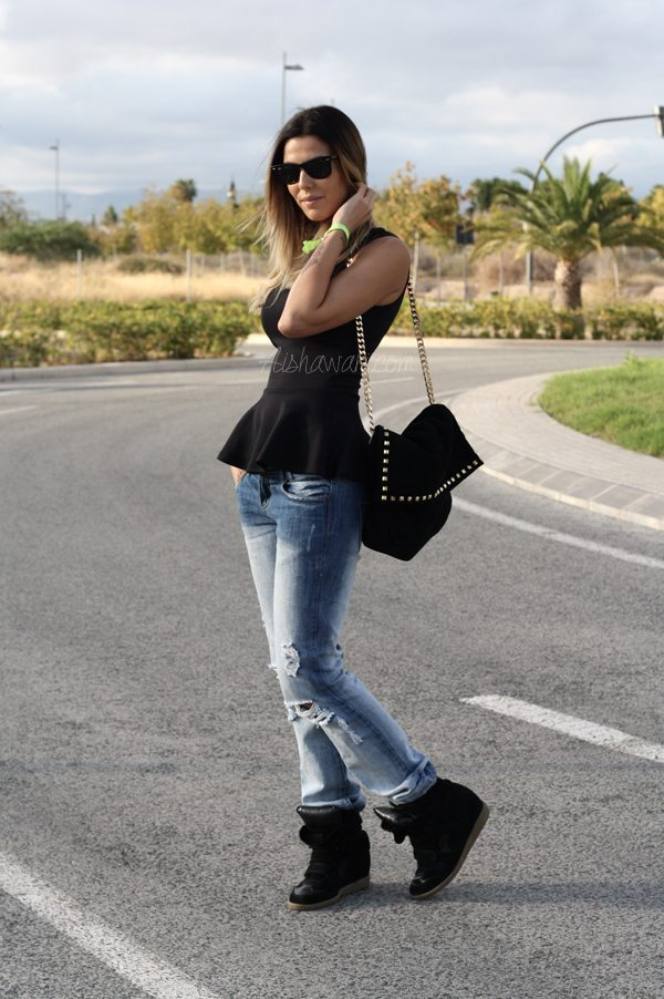Outfit peplum1