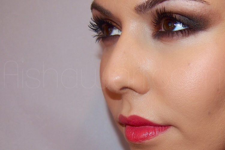 Maquillaje Fishnets