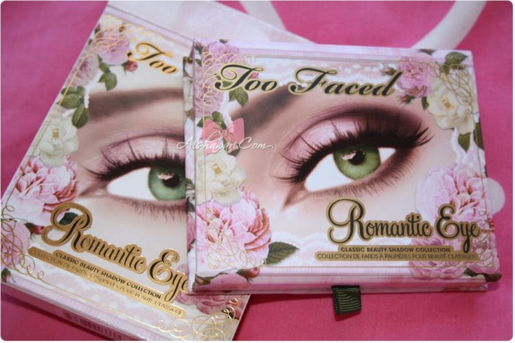 "Review:""Romantic Eye"" de Too Faced"