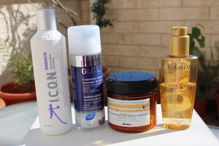Rutina cuidado del cabello: adelanto