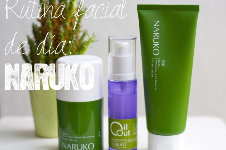 Cuidado facial de día: NARUKO