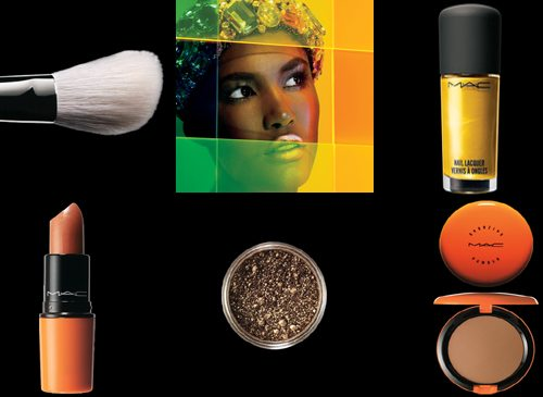 Compras de maquillaje INFO